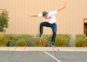 Now that's an ollie.